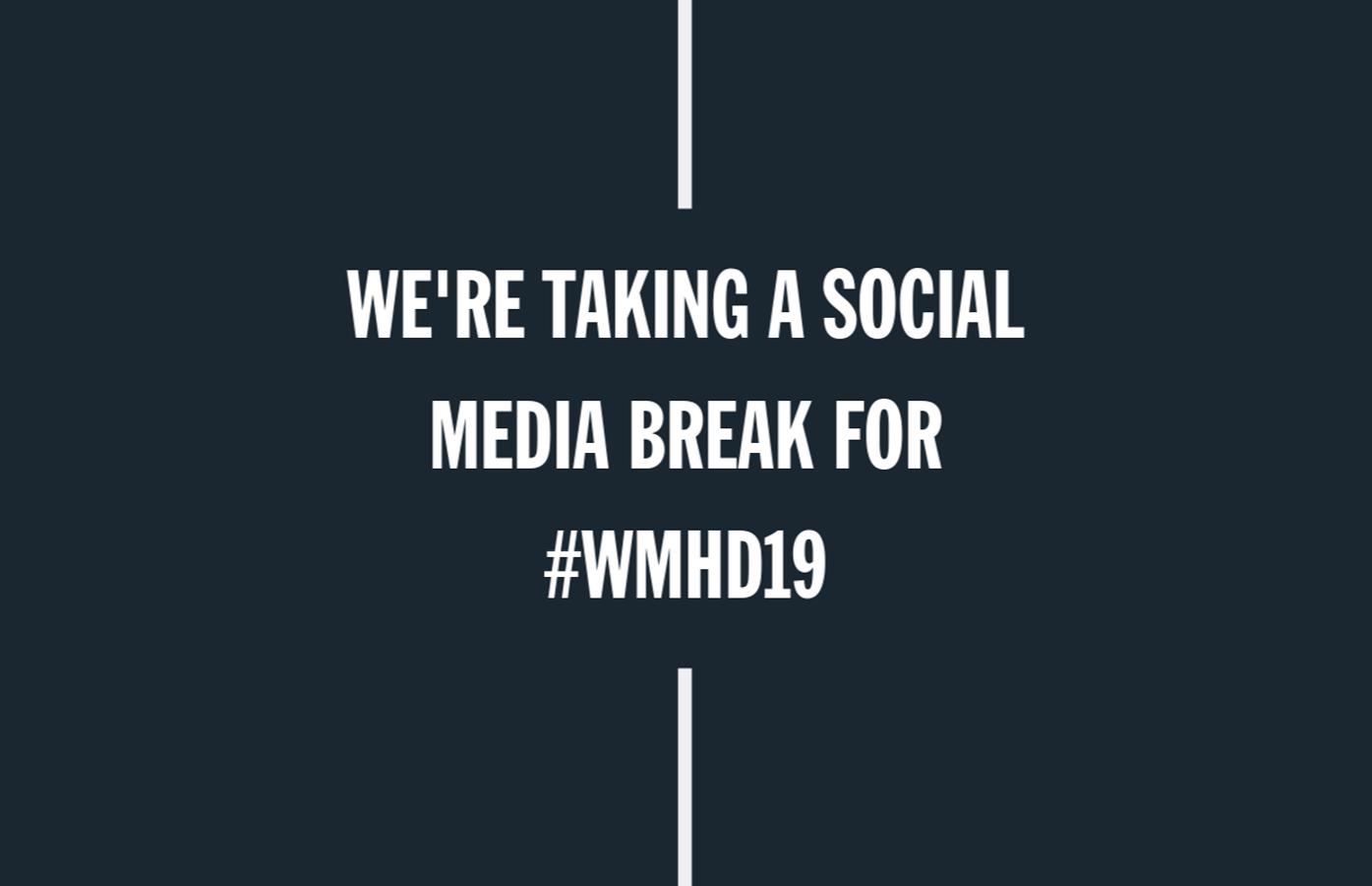 Instagram Post for World Mental Health Day